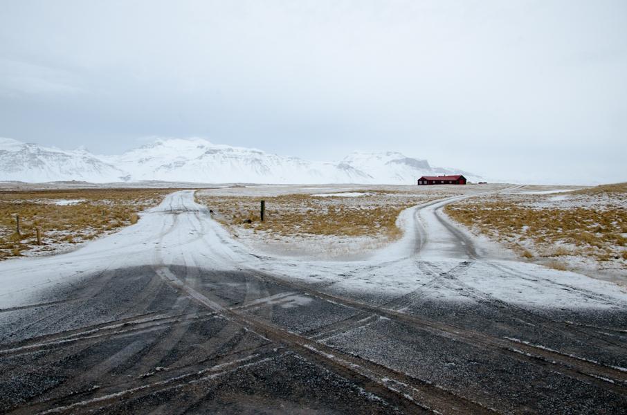 Hellissandur, Snæfellsnes peninsula. Iceland, 2015.