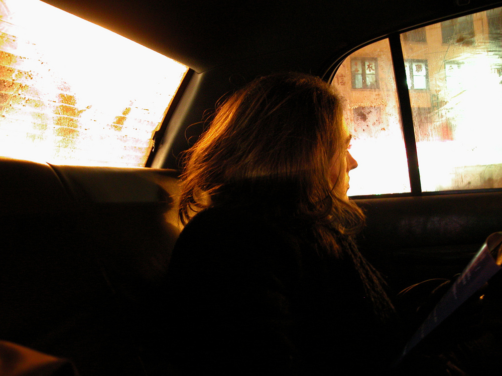 Cab Girl