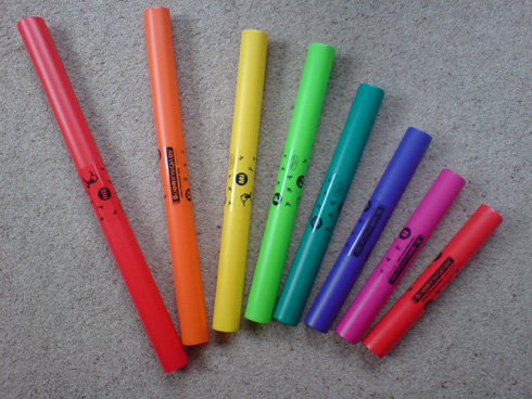 Boomwhackers for Conference Ice Breakers