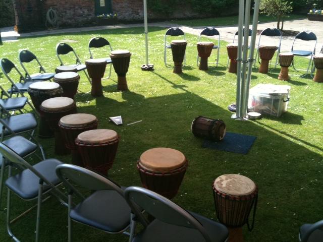 African Drumming Barnsley