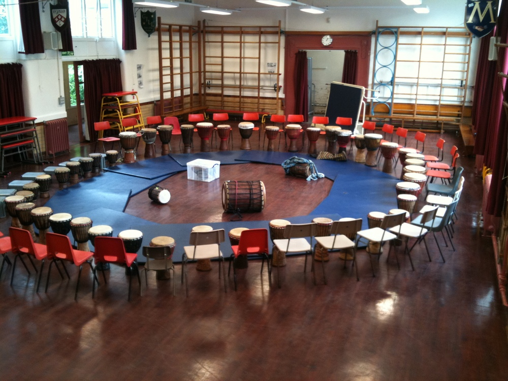 Black History Month Drumming Workshops