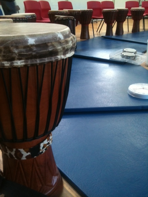 African drumming workshops in Bradford, West Yorkshire