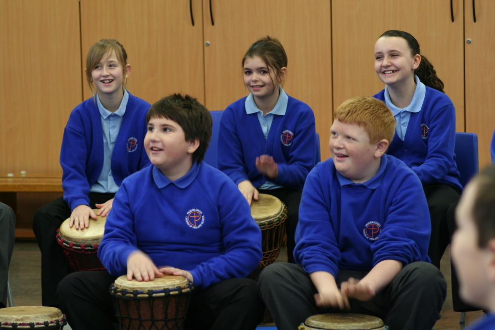 African Drumming in Leeds and West Yorkshire