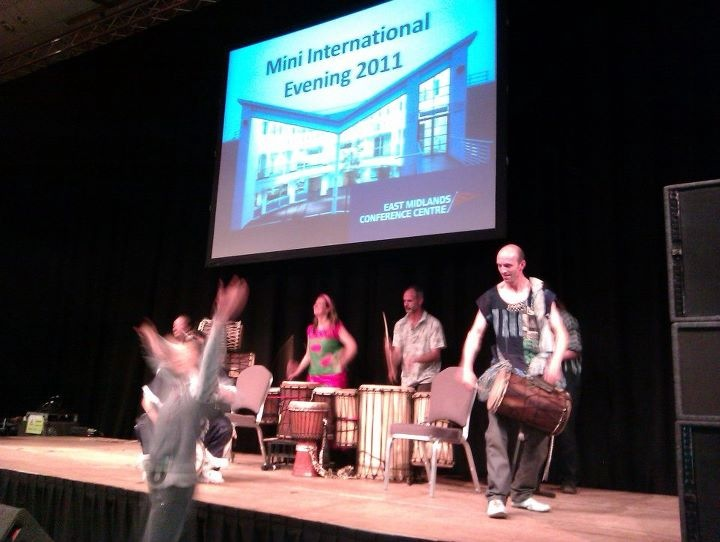 African drumming and dance performances in Nottingham, Leicester, the East Midlands and beyond.