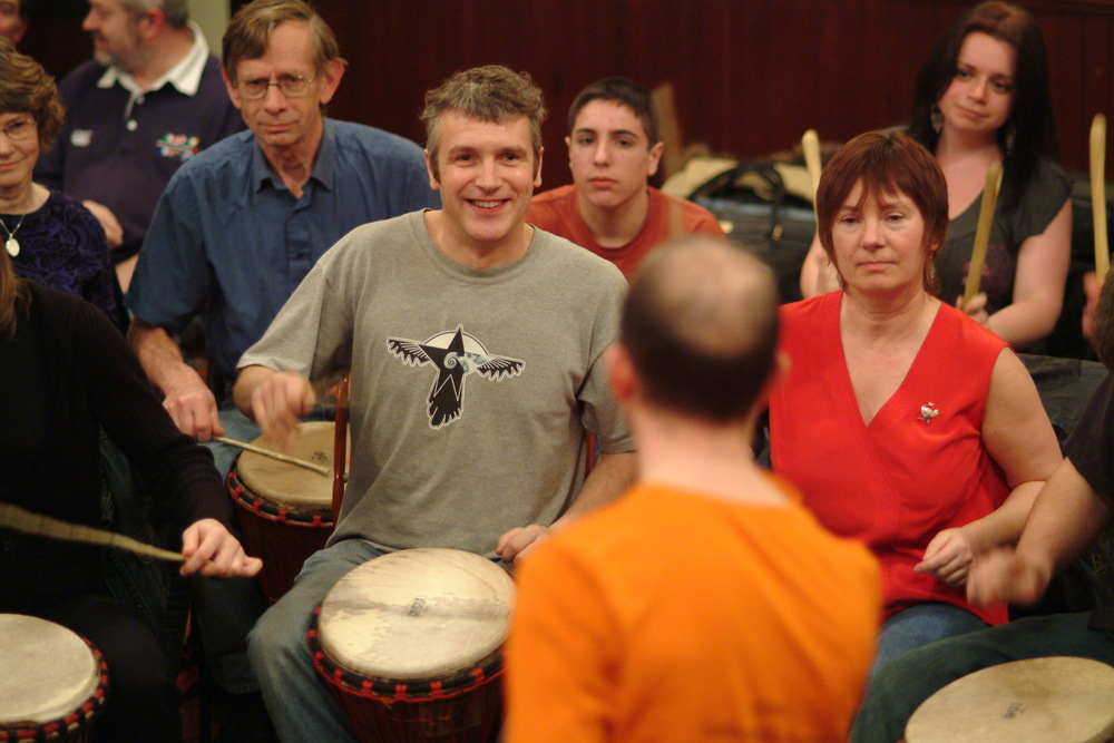 African Drumming in Sheffield