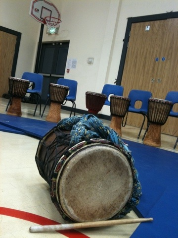 School African Drumming Workshops in Northamptonshire