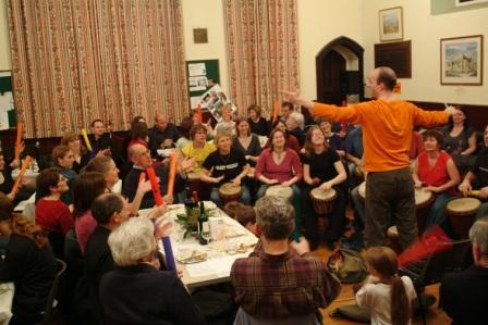 African Drumming Workshops in North Yorkshire
