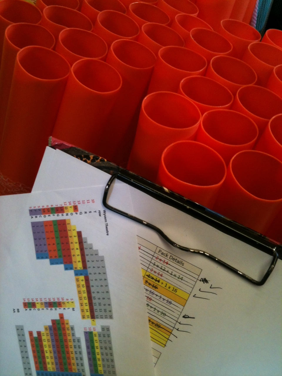 Planning a big Boomwhacker Ice Breaker Event