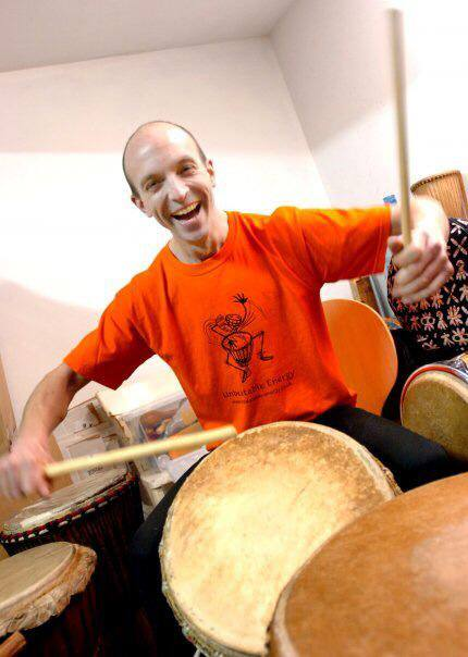 Steve Rivers - drumming tutor based in Sheffield