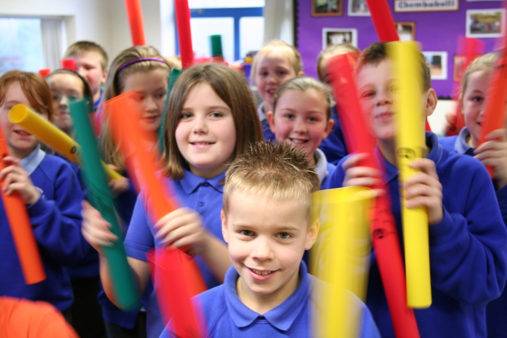 Watch our free video, try out the free Boomwhacker rhythm idea and put a smile on your pupils' faces!
