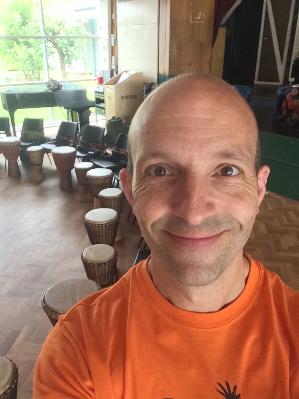 How good listening and vocalising has helped my African Djembe playing