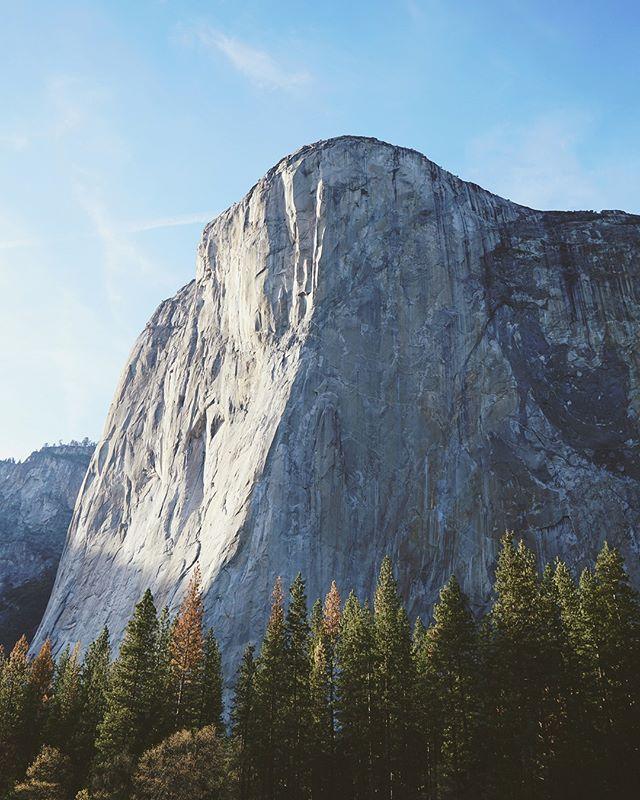 El Capitan - Yosemite.