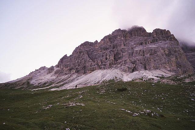 Lost in the Dolomites #wearestillwild