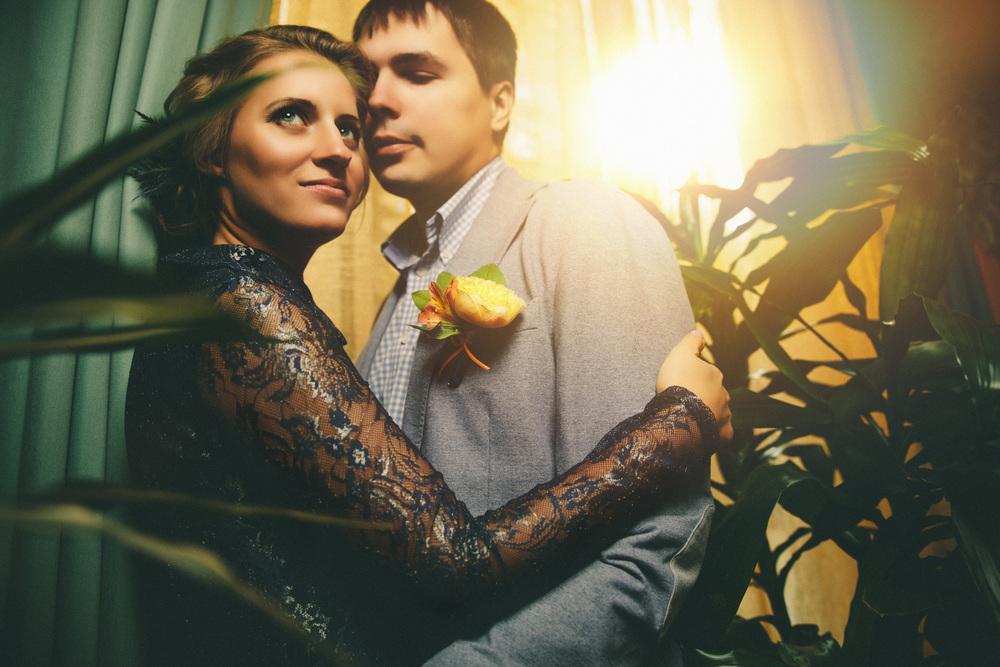 Денис и Евгения