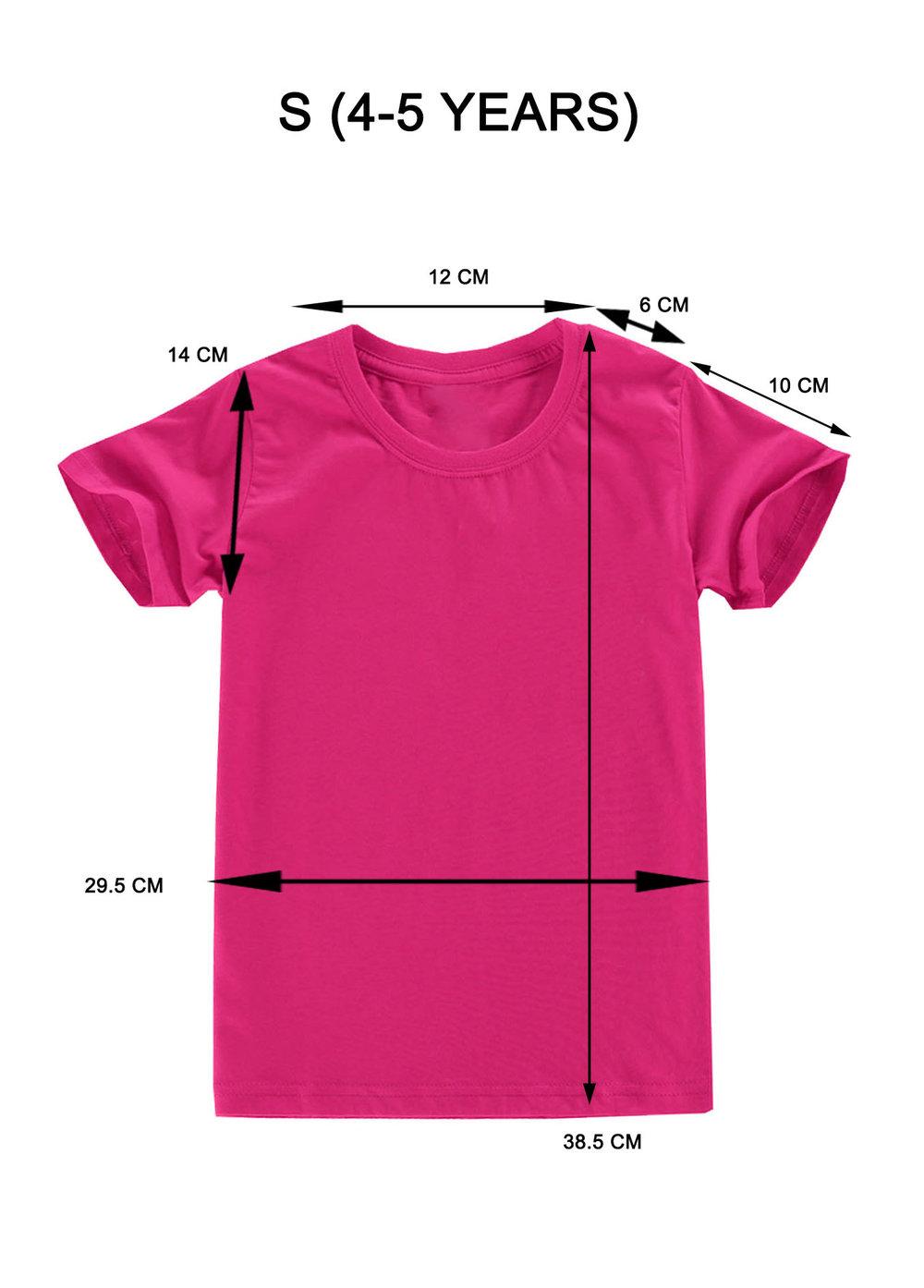T Shirt Hot Pink S.jpg