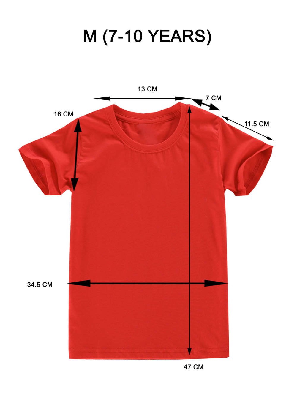 T Shirt Red M.jpg