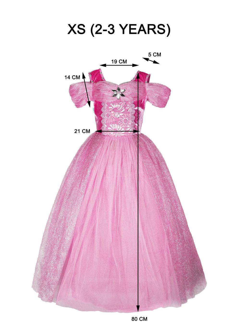 Sparkly Princess Pink XS.jpg