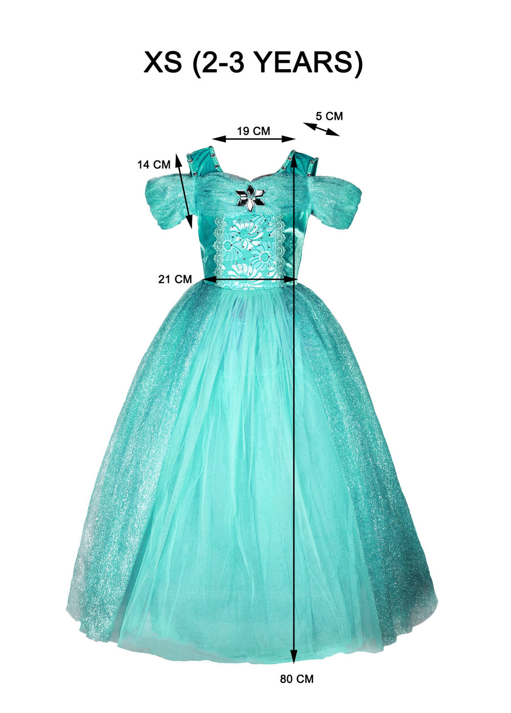 Sparkly Princess Turquoise XS.jpg