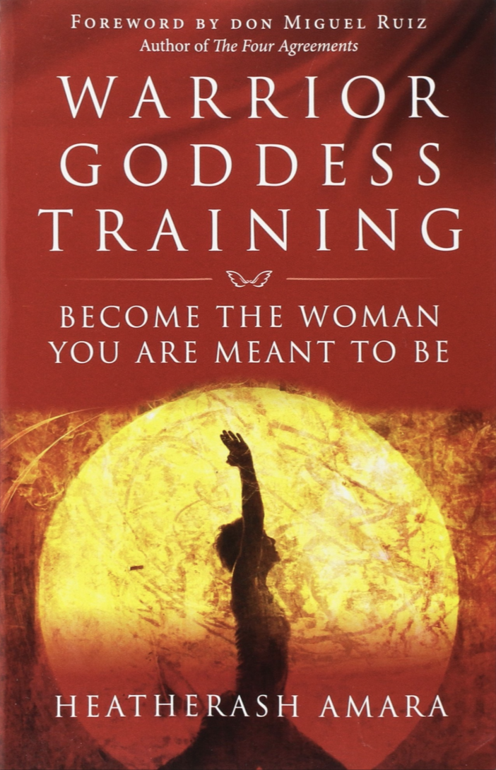 Sometimes we just get lost in the fog of our own self-limiting beliefs and we need a guide to lead us back to unconditional self-love and self-acceptance. - HeatherAsh Amara, Author of Warrior Goddess Training