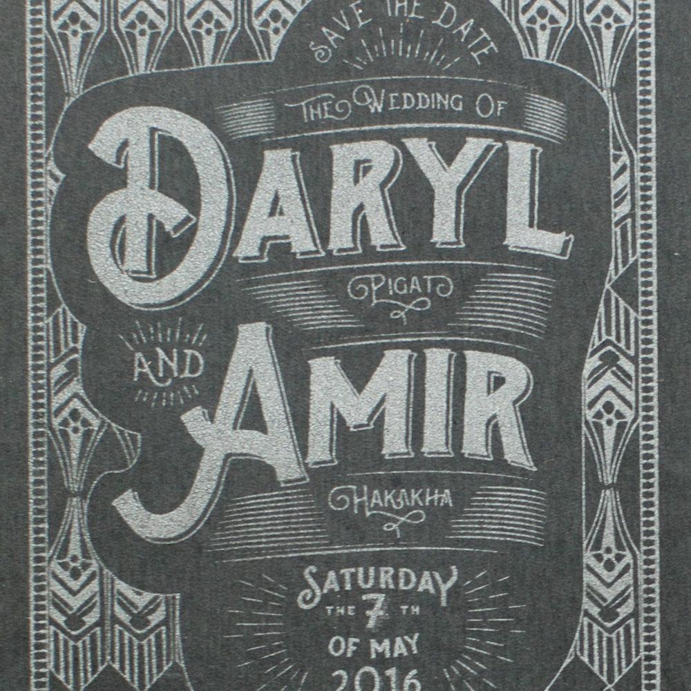 Daryl + Amir