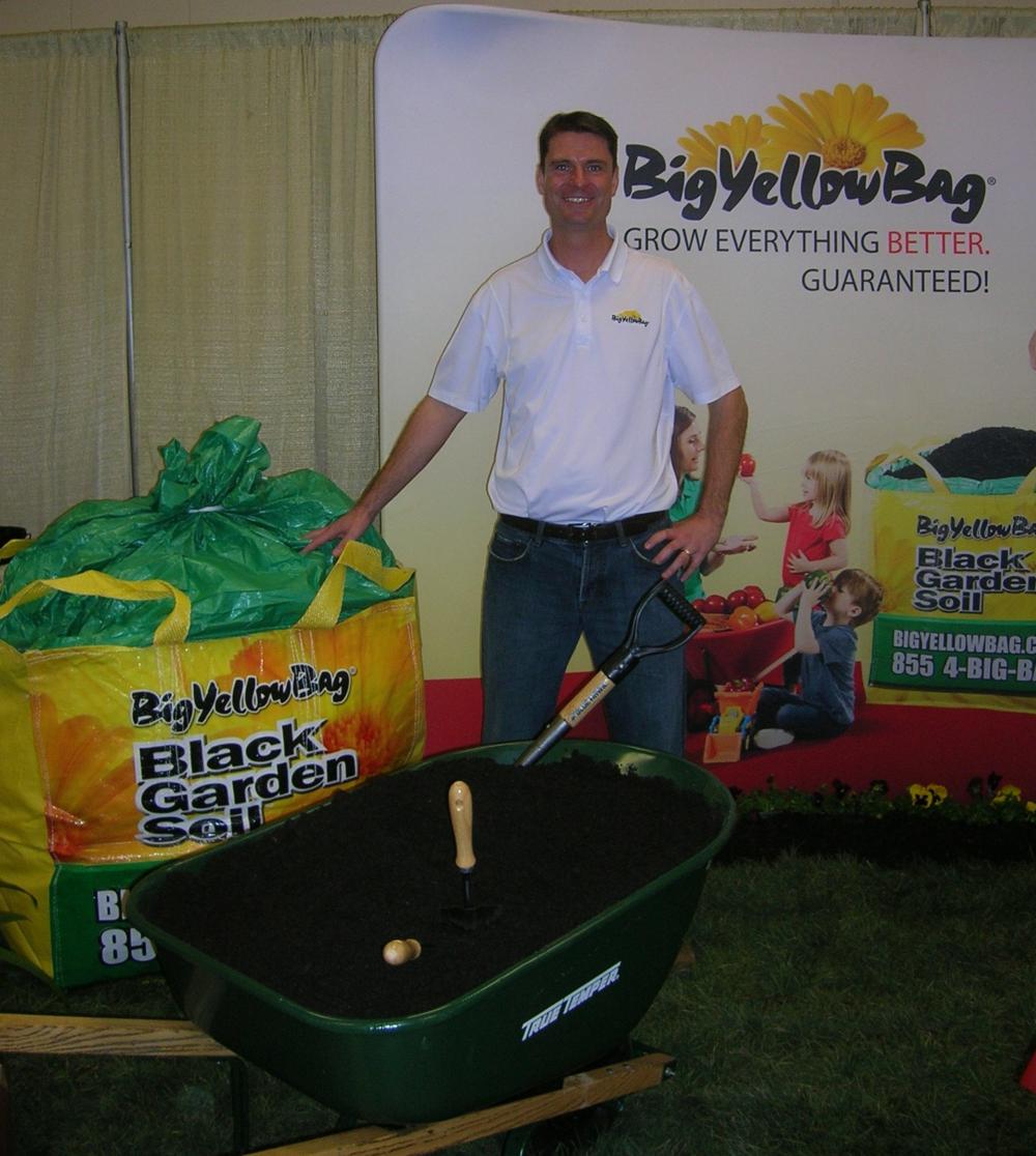 Thanks to Randall Keele of the Big Yellow Bag!