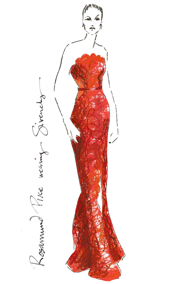Fashionillustration-Virginia-Romo-Oscars2015-Rosamund-Pike-in-Givenchy