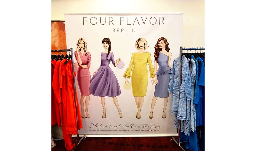 Photo: Four Flavor