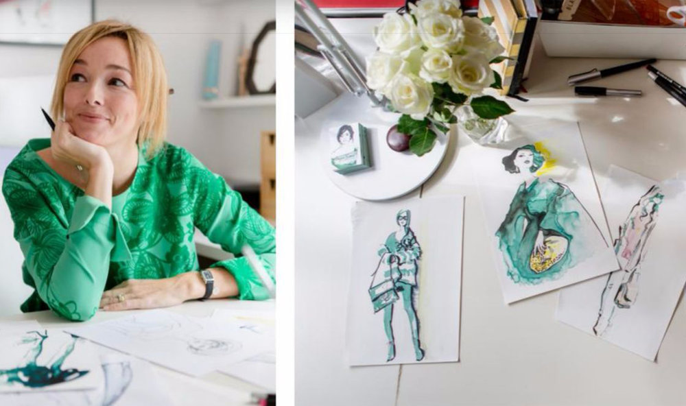 Fashion-illustrator-Virginia-Romo-interview