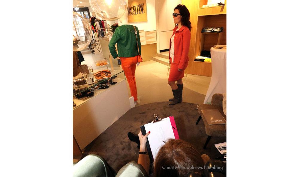 Virginia-Romo-fashion-illustration-live-sketches-Madeleine-store-event-15