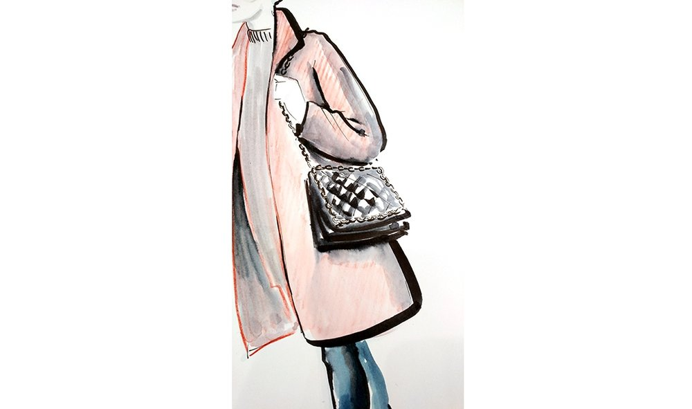 Virginia-Romo-fashion-illustration-live-sketches-Madeleine-store-event-10