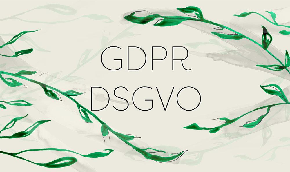 GDPR-DSGVO Virginia Romo Blog