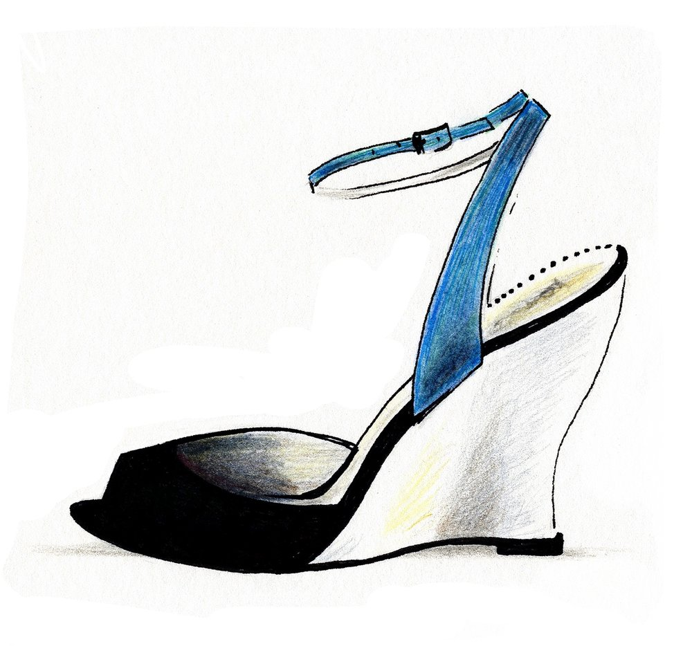 Virginia-Romo-Illustration-365doodles-22-20150811-shoe-oscar-de-la-renta.jpg