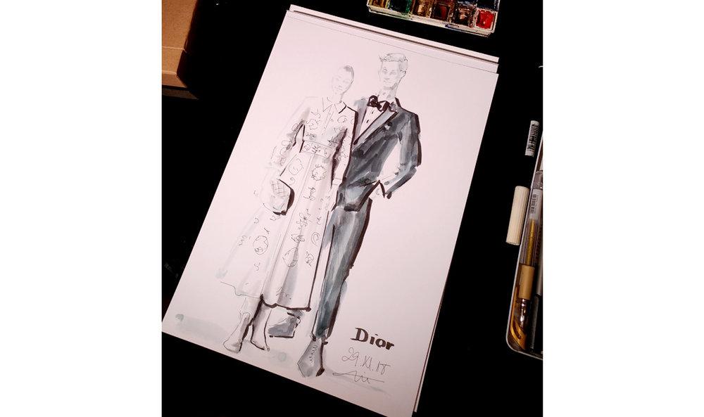Virginia-Romo-Fashion-Illustration---Dior-VOGUE-Xmas-2018-live-sketching-event-fashiioncarpet.jpg