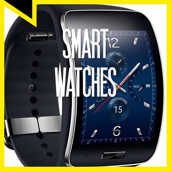 Mit Smart Watches haben wir künftig die Fernbedienung am Handgelenk. Beim Gadget Day sehen Sie viele Smart Watches live. ► Video