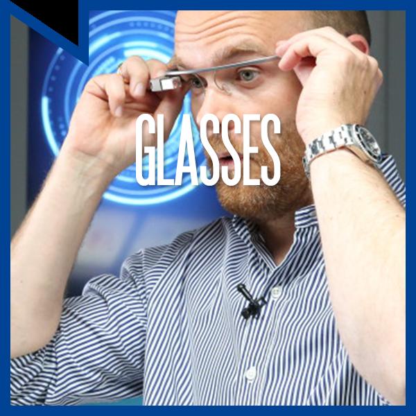Egal ob Google Glass, Ocolus Rift oder andere Produkte: mit neuen Datenbrillen sehen Sie die Welt garantiert anders.     ► Video