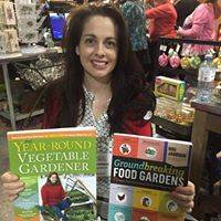 We were on Niki's radio show The Weekend Gardener!