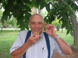 Ernie Grimo talks about hardy nut trees for Canada and the northern United States.