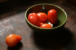 Signe's favourite: cherry tomatoes