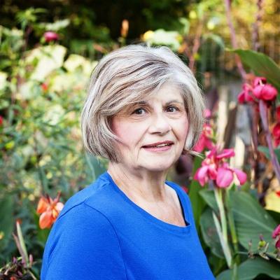 Denise Schreiber, edible flowers