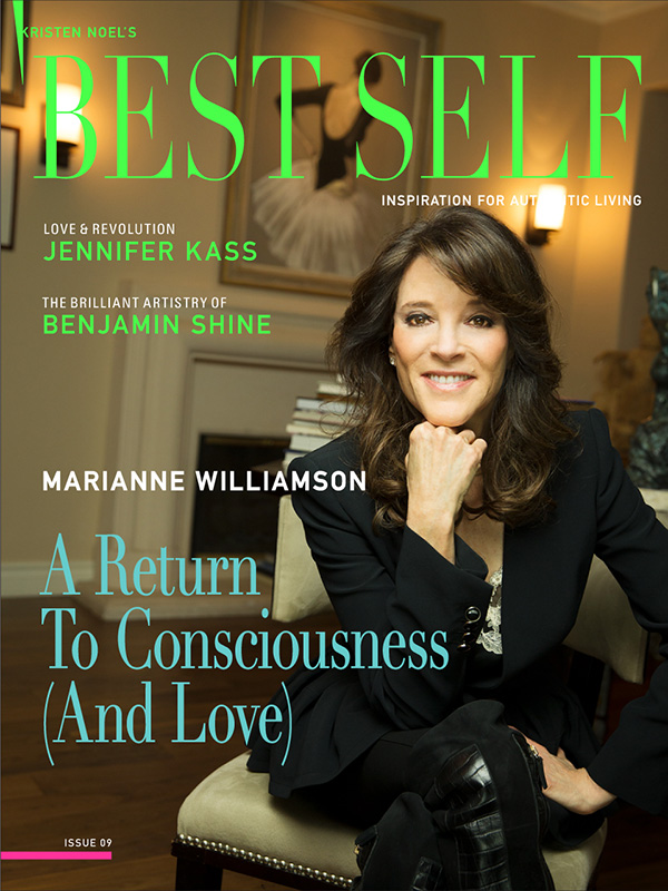 Read my article 'Conscious Loving' in Best Self Magazine