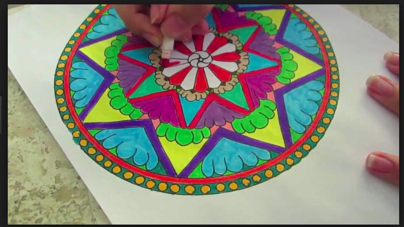 Porqué dibujar puede ayudarme a controlar el dolor — Milena Gobbo