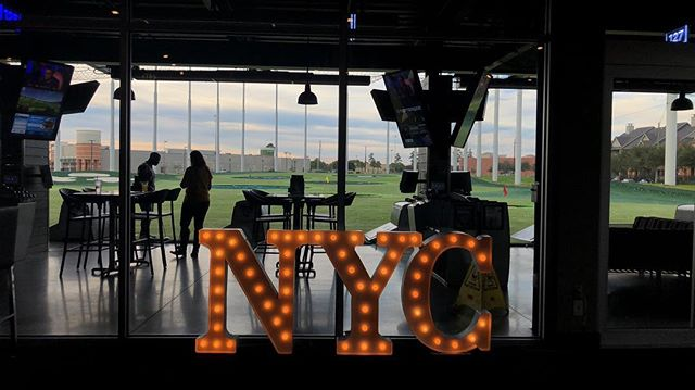 NYC @TOPGOLF