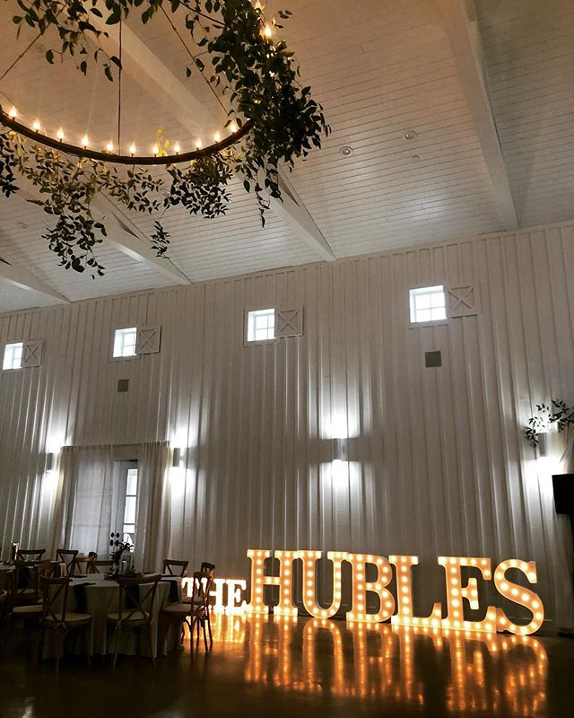 The Hubles @thefarmhouseevents