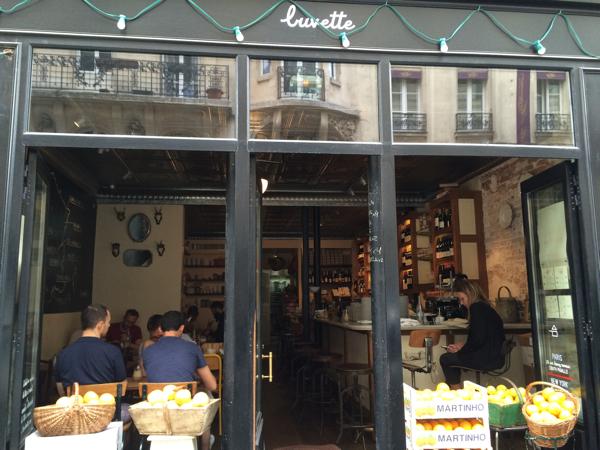 Buvette: 28 Rue Henry Monier, 75009 Paris