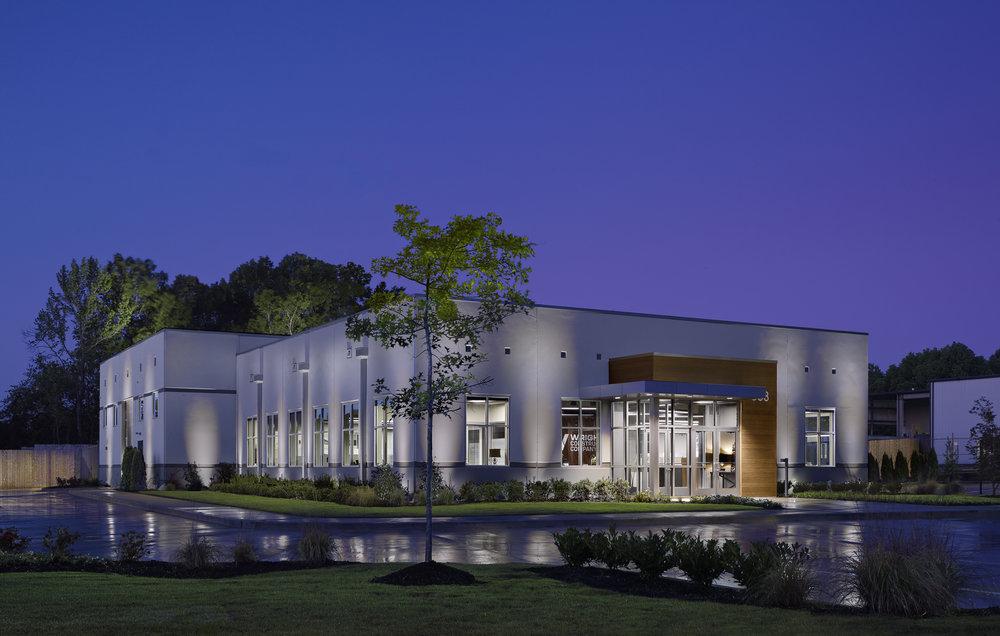 The University of Memphis Centennial Place