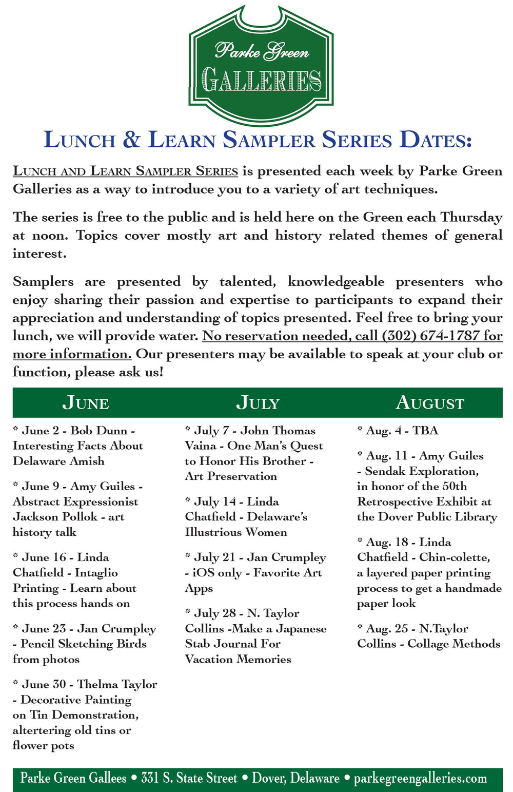 Lunch & Learn flyer 2 up june-aug2016.jpg
