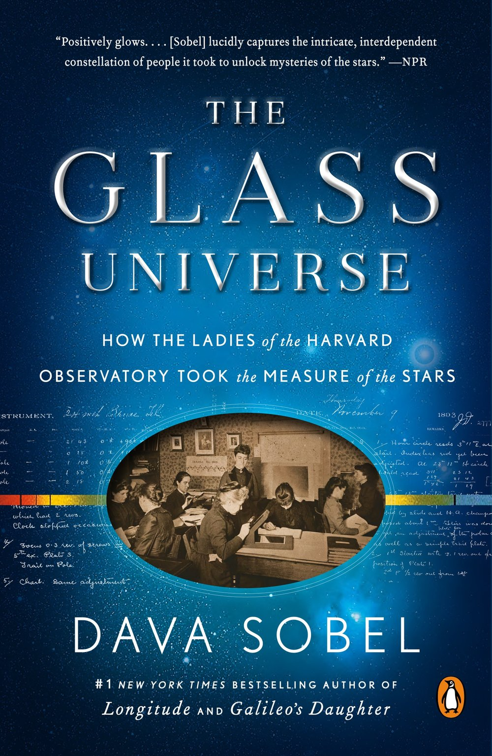 Author Dava Sobel - Will be speaking about Delaware Astronomer, Annie Jump Cannon, who spent years with her peers at Harvard classifying the stars as a computer. Sobel is also the author of several other books featuring women in science.The Glass UniverseGalileo's DaughterLongitude