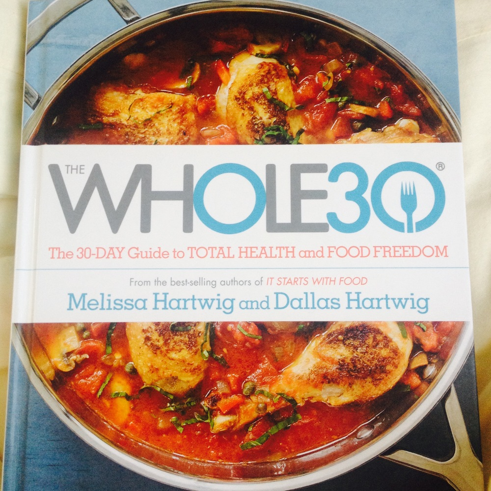 Excited to read Whole 30's new book!