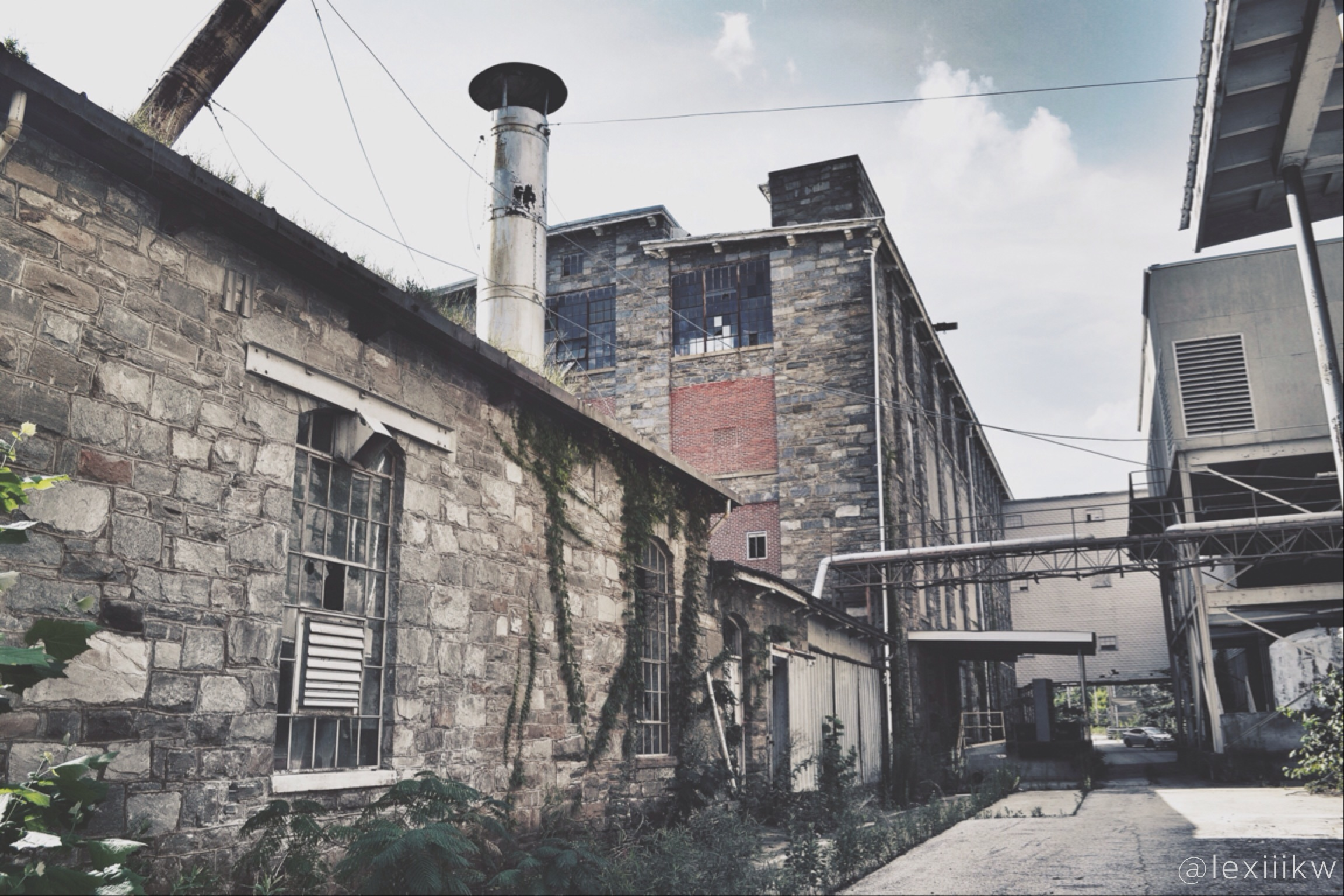 Mt. Vernon Mill, Tallassee, AL • Captured with Nikon D3100 • Edited with Snapseed & VSCOcam