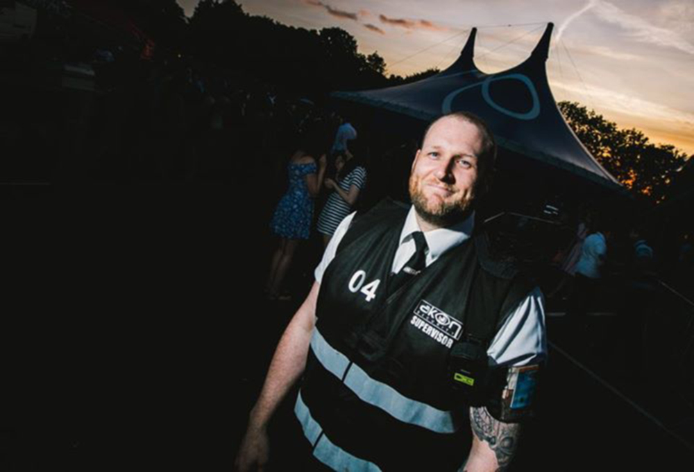 eventsecurity event security SIA licence door supervisor canterbury kent